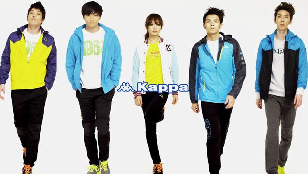 Video của 2AM và Nicole (KARA) quảng cáo cho 'Kappa'