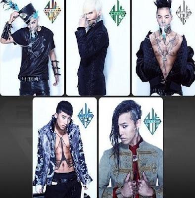 """Big Bang sẽ biểu diễn trên """"You and I"""" của SBS"""