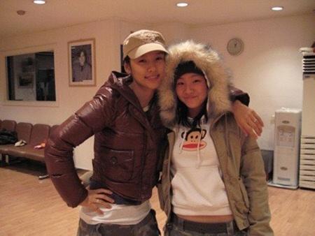 CL và Lee Hyori của bảy năm về trước