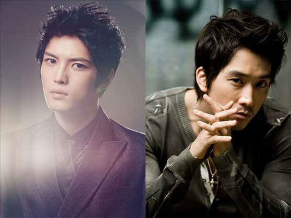 "Kim Jaejoong tham gia phim ""Time Traveling Dr. Jin"" với Song Seung Hun"