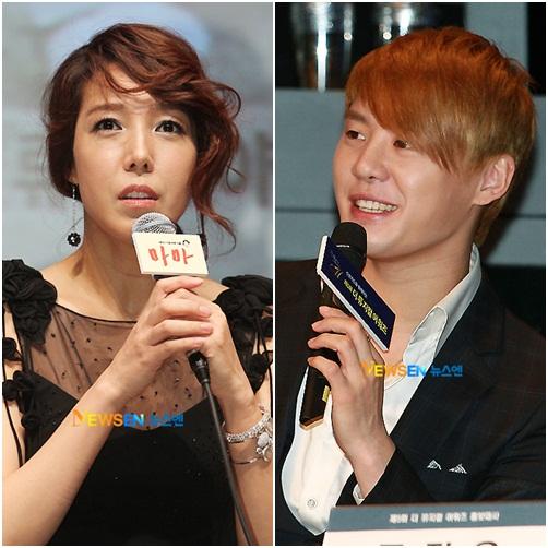 Nữ diễn viên nhạc kịch Jeon Sookyung đã khen ngợi JYJ Kim Junsu
