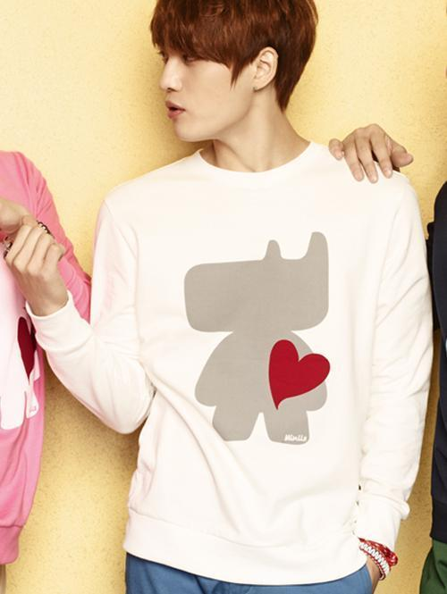 Jaejoong and Junsu for NII