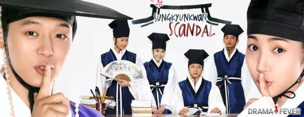 'Sungkyunkwan Scandal' được đề cử cho 'Best Mini-Series' vào liên hoan truyền hình New York năm 2012