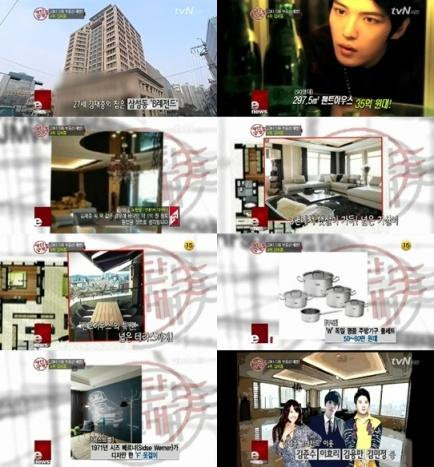 Giá trị của căn penthouse như phòng khách sạn của Kim Jaejoong (JYJ) là bao nhiêu?