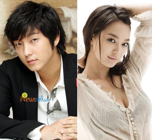 Lee Jun Ki vừa xuất ngũ đã 'cặp kè' Shin Min Ah