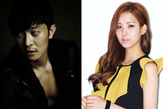 Seohyun(Girls Generation) và Yoon Gun cùng song ca bài hát 'Don't say no'