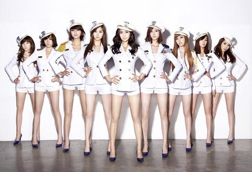 SNSD và 2PM sắp sửa đại náo showbiz Việt.