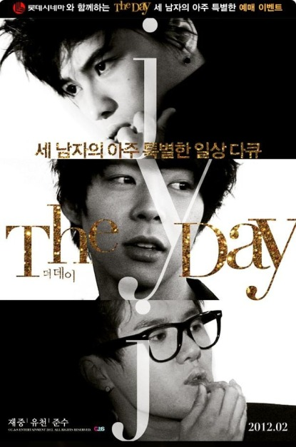 JYJ 'The Day' lập kỷ lục 42.2% doanh thu của Lotte Cinema…