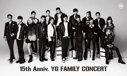 YG sẽ 'bỏ túi' hơn 500 tỷ chỉ với 2 concert ở Nhật