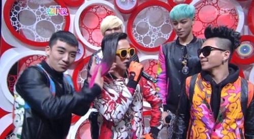 Big Bang nói về cảm hứng tạo nên kiểu tóc của nhóm