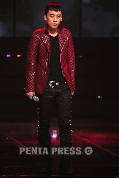 Big Bang in MCountdown