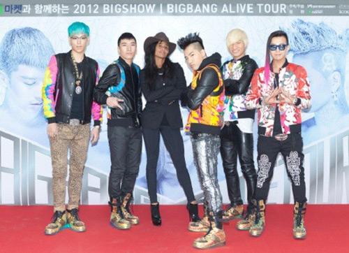 Big Bang được đạo diễn danh tiếng ca ngợi