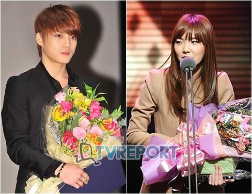 "JYJ Kim Jaejoong khen ngợi Shin Bora ""Nếu chị debut, em sẽ mua album của chị"""