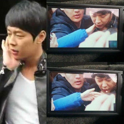 Yoochun (JYJ) bị tát bởi Sasaeng Fan
