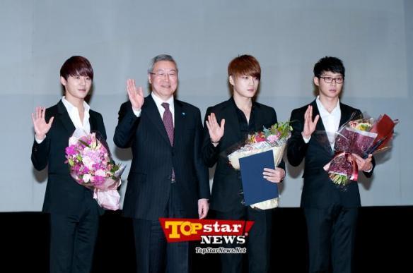 JYJ/TVXQ: Bị quấy rối bởi các sasaeng fan