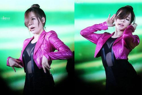 """Fan """"mất ngủ"""" vì vòng một gợi cảm của Sunny (SNSD)"""