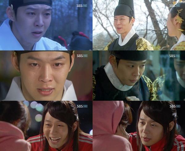 Diễn viên thần tượng nên học hỏi từ Park Yoochun