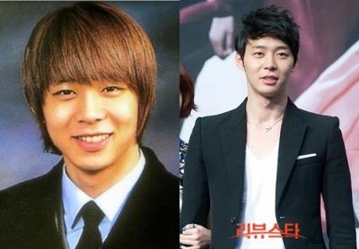 """Bức hình tốt nghiệp của Park Yoochun: Micky Yoochun năm 2007…"""""""
