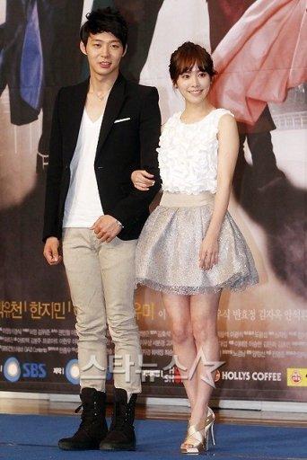 Rooftop Prince, với sự góp mặt của Han Ji Min và Park Yoochun, sắp ra lò...