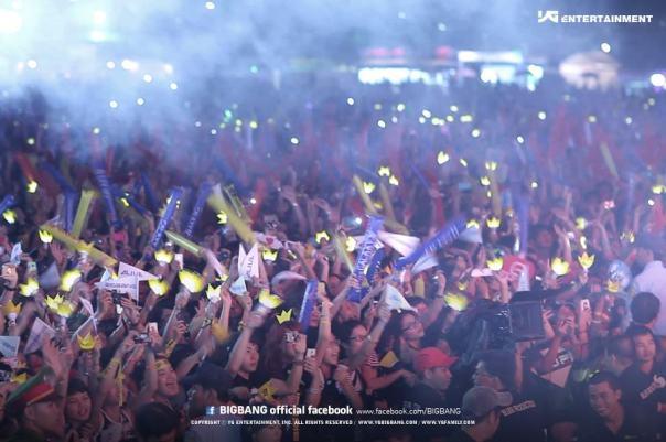 Ảnh Big Bang tại Soundfest 2012 ở Việt Nam