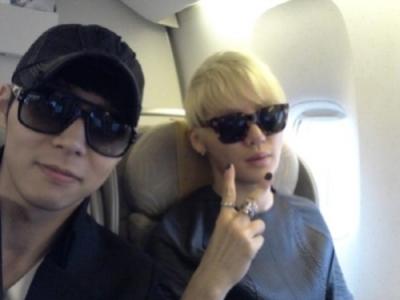 Sự mến mộ của JYJ Kim Junsu dành cho Han Jimin