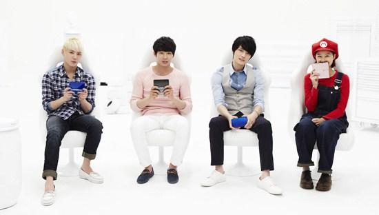 Nintendo Hàn Quốc chọn Gong Hyo Jin và JYJ để quảng cáo cho 'Mario Kart 7′